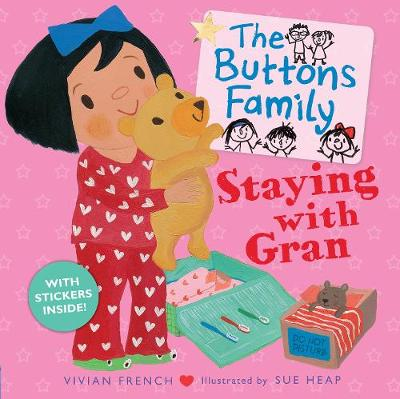 BUTTONS FAMILY: STAYING WITH GRAN