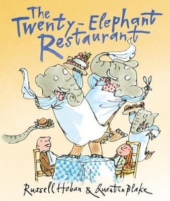 THE TWENTY ELEPHANT-RESTAURANT