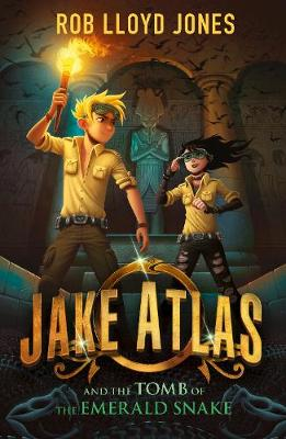 JAKE ATLAS & THE TOMB OF THE EMERALD SNA