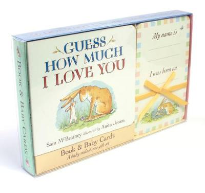 GUESS HOW MUCH I LOVE YOU BOOK & BABY CA
