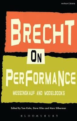 BRECHT ON PERFORMANCE