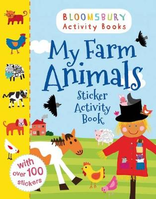 MY FARM ANIMALS STICKER ACTIVITY BOOK