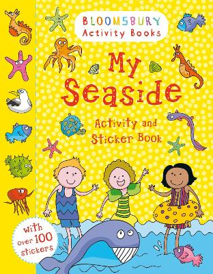 MY SEASIDE ACTIVITY AND STICKER BOOK
