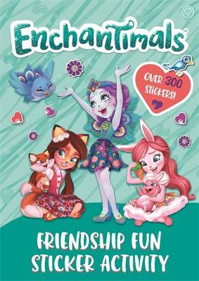 ENCHANTIMALS: FRIENDSHIP FUN STICKER ACT