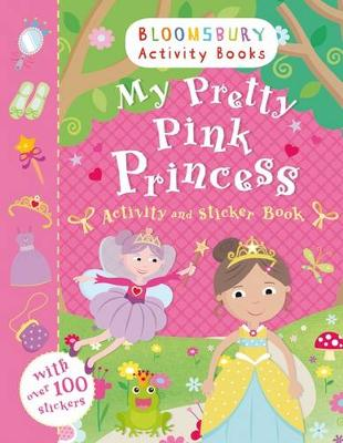 MY PRETTY PINK PRINCESS ACTIVITY AND STI