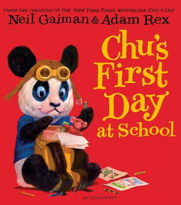 CHUS FIRST DAY AT SCHOOL