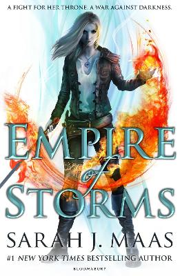 THRONE OF GLASS 5