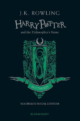 HARRY POTTER (SLYTHERIN ED.) & THE PHILO