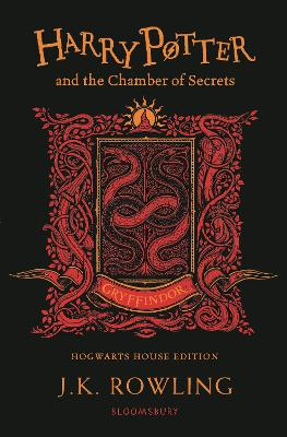 HARRY POTTER GRYFFINDOR ED. & THE CHAMBE