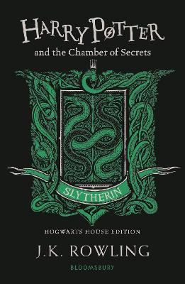 HARRY POTTER SLYTHERIN ED. & THE CHAMBER