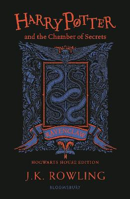 HARRY POTTER RAVENCLAW ED. & THE CHAMBER