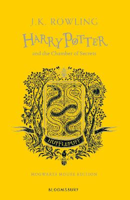 HARRY POTTER HUFFLEPUFF ED. & THE CHAMBE