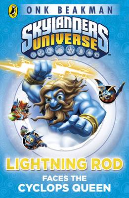 Skylanders Mask of Power: Lightning Rod Faces the Cyclops Queen