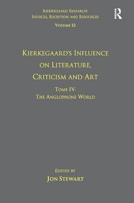 KIERKEGAARDS INFLUENCE ON LITERATURE, C