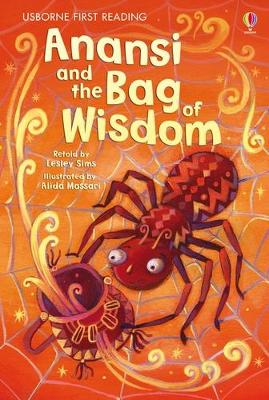 ANANSI AND THE BAG OF WISDOM