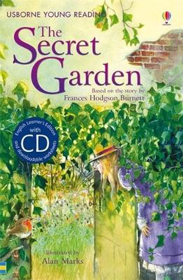 THE SECRET GARDEN (BOOK WITH CD)