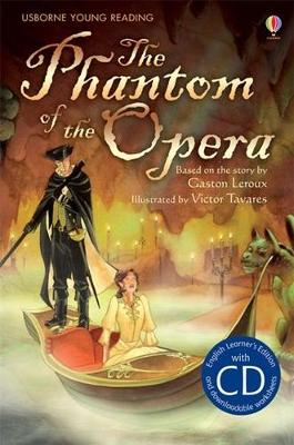 THE PHANTOM OF THE OPERA (BOOK WITH CD)