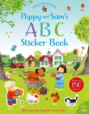 Farmyard Tales ABC Sticker Book