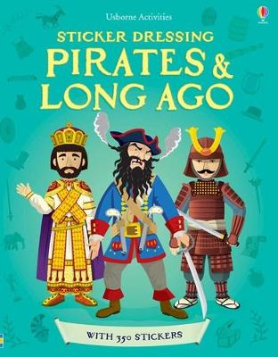 PIRATES AND LONG AGO BIND-UP