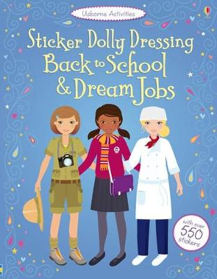 BACK TO SCHOOL & DREAM JOBS BIND UP