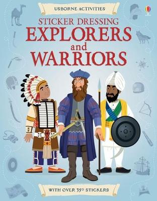 STICKER DRESSING EXPLORERS & WARRIORS