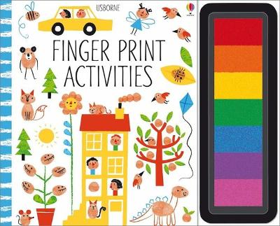 FINGERPRINT ACTIVITIES