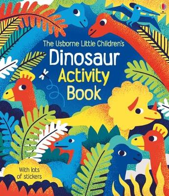 LITTLE CHILDRENS DINOSAURS ACTIV BOOK