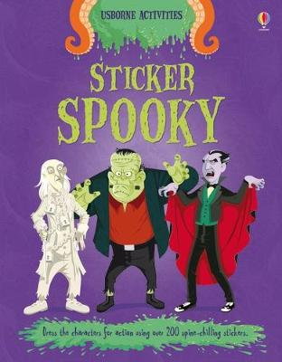 STICKER SPOOKY