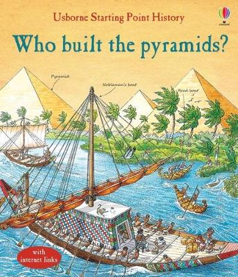 WHO BUILT THE PYRAMIDS? HD