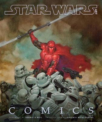 STAR WARS ART: COMICS (LIMITED EDITION)