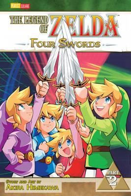 The The Legend of Zelda: Four Swords