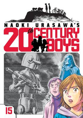 20th Century Boys Bk. 15