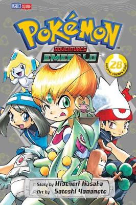 POKEMON ADVENTURES 28