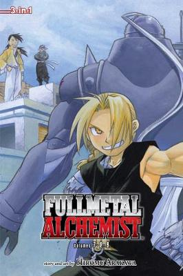 Fullmetal Alchemist 3-in-1 Edition 3