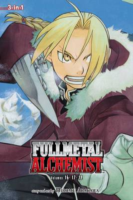 Fullmetal Alchemist 3-in-1 Edition 06