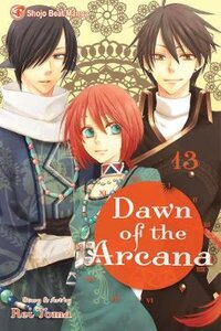 DAWN OF THE ARCANA VOL. 13