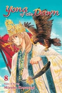 YONA OF THE DAWN VOL. 8