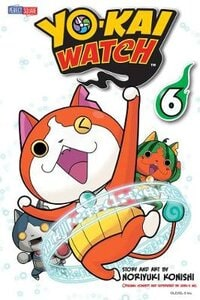 YO-KAI WATCH VOL 6