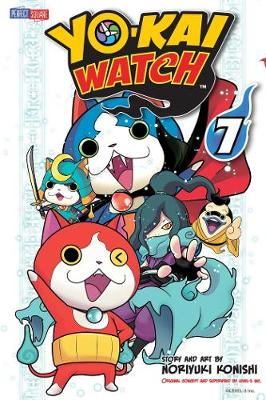 YO-KAI WATCH VOL. 7