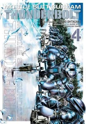 GUNDAM THUNDERBOLT VOL. 4