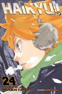 HAIKYU!! VOL. 24