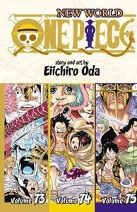 ONE PIECE 3 IN 1 VOL. 25