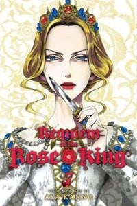 REQUIEM OF THE ROSE KING VOL. 7