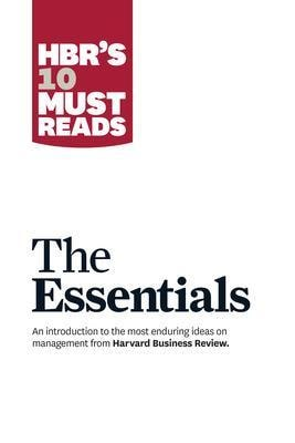 Harvard Business Review 10 Must-Read Articles