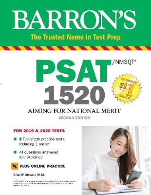 BARRONS PSAT/NMSQT 1520WITH ONLINE TEST