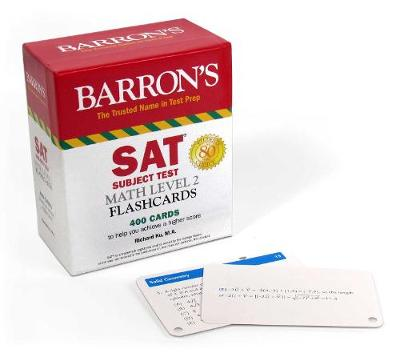 BARRONS SAT SUBJECT TEST MATH LEVEL 2 F