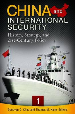 CHINA AND INTERNATIONAL SECURITY [3 VOLU
