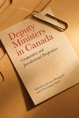 DEPUTY MINISTERS IN CANADA