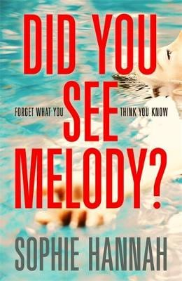 DID YOU SEE MELODYx