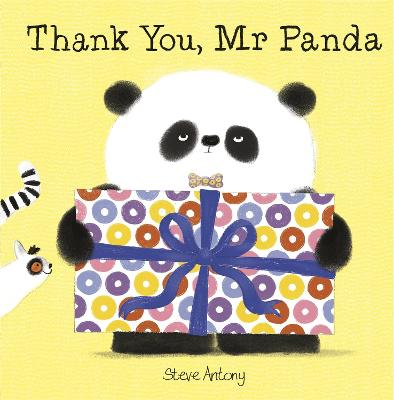 THANK YOU MR PANDA